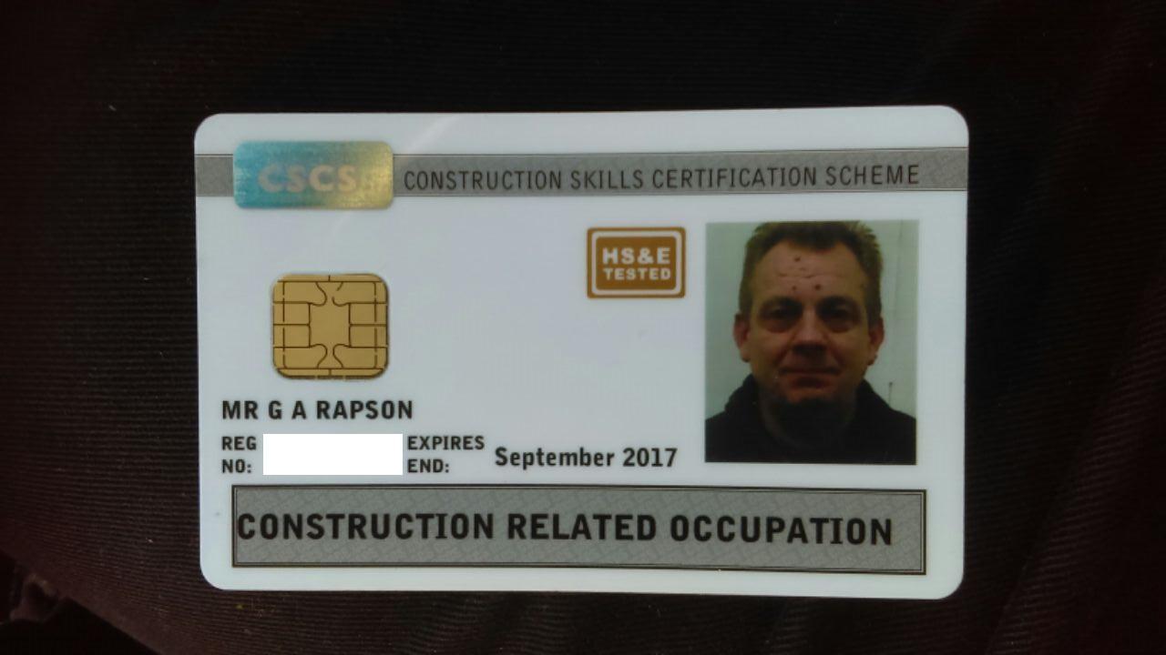 R & G Skill Certification Scheme