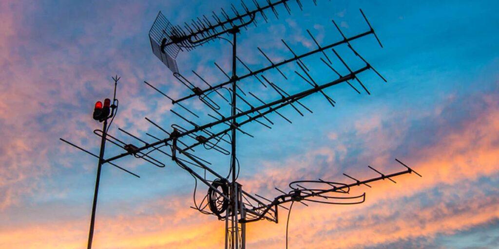 aerial installation Kingswinford west midlands