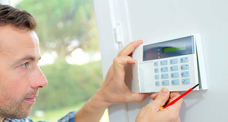 burglar alarm installer Walsall West Midlands