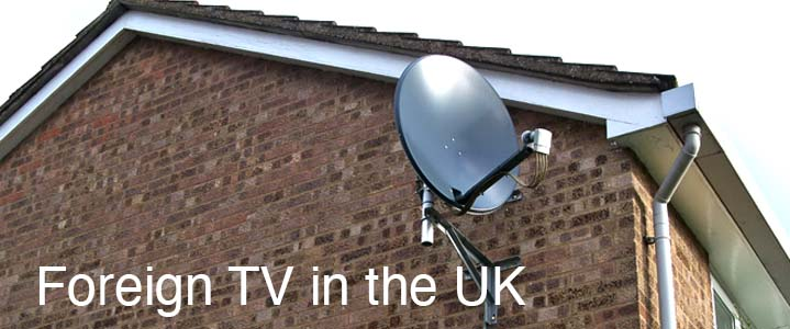 foreign TV install uk Walsall West Midlands