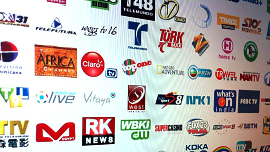 foreign tv channels in the uk Walsall West Midlands