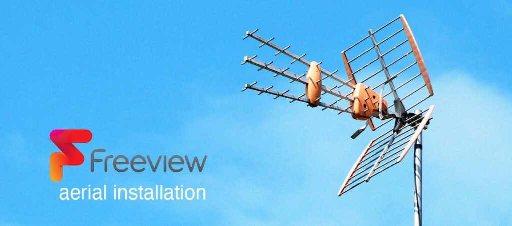 freeview aerial installation near me Walsall West Midlands
