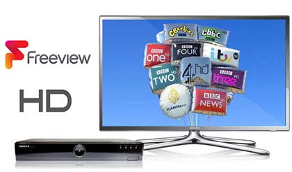 freeview tv installer Walsall West Midlands
