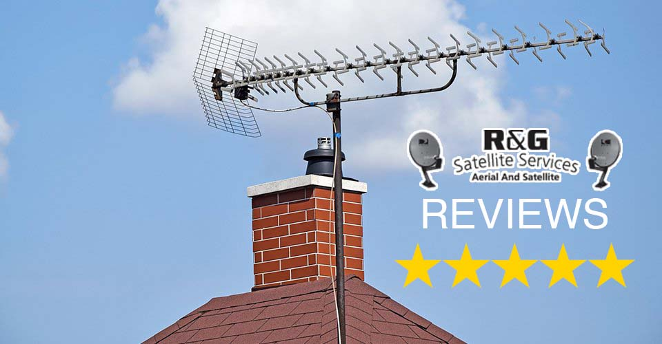 r and g satellite services aerial install reviews Walsall West Midlands