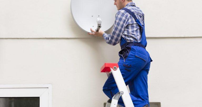 satellite tv dish installer walsall west midlands