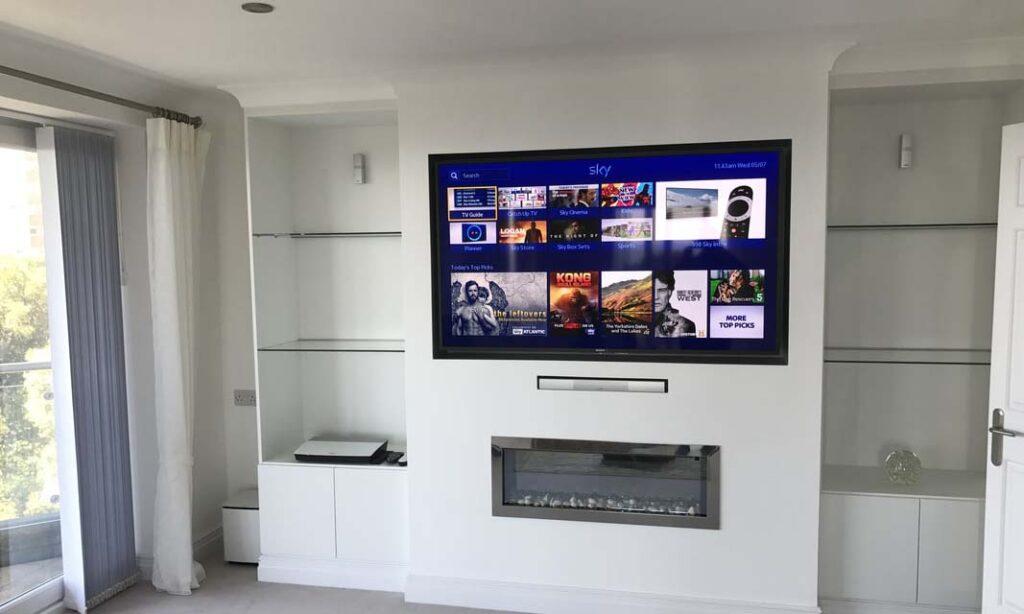 sky tv installation Walsall West Midlands