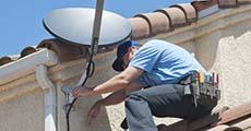 tv aerial and satellite repairs Walsall West Midlands