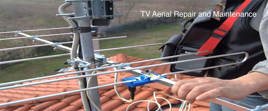 tv aerial repair uk Walsall West Midlands