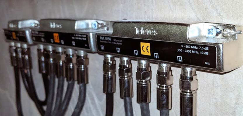 tv multi-points and sockets Walsall West Midlands
